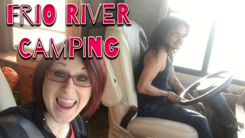 Full Time RV Living – RV Camping Vacation at Camp Riverview in Concan, Texas