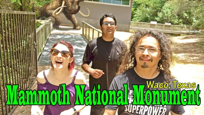 Waco Mammoth Monument & Texas Lakeside RV Camping at LakeBelton