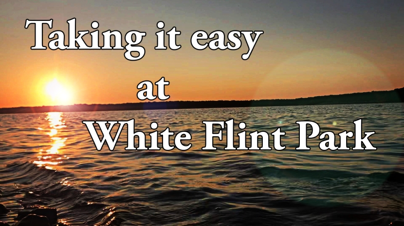 Taking it Easy at White Flint Park – Affordable Lakefront Texas RV Camping with Hook-ups